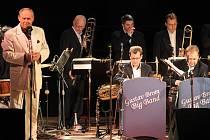 Orchestr Gustava Broma. Ilustrační foto.