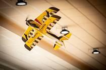 AIR race se konalo v tělocvičně Základní školy Školní v Kaplici.