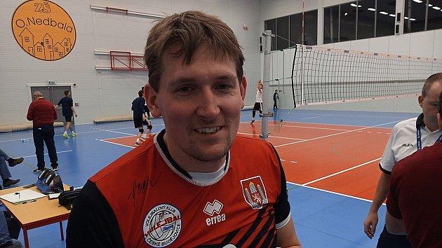Hrající trenér Vojtěch Zach pomohl týmu k záchraně