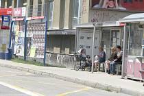 V zastávce Máj – Milady Horákové už cestující nebudou muset sledovat, ze které strany vyjede trolejbus linky 1. Po změnách bude opět jezdit pouze ulicí O. Nedbala.