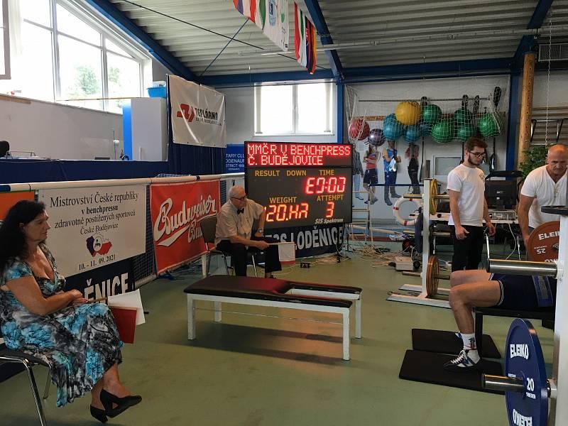 Mezinárodní mistrovství České republiky