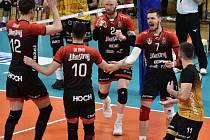 Volejbalisté Jihostroje České Budějovice ve finále extraligy