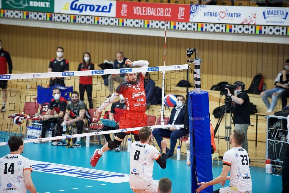Jihostroj - Karlovarsko, finále extraligy