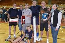 Turnaj O novinářskou kachnu se hrál v českobudějovické Sportovní hale