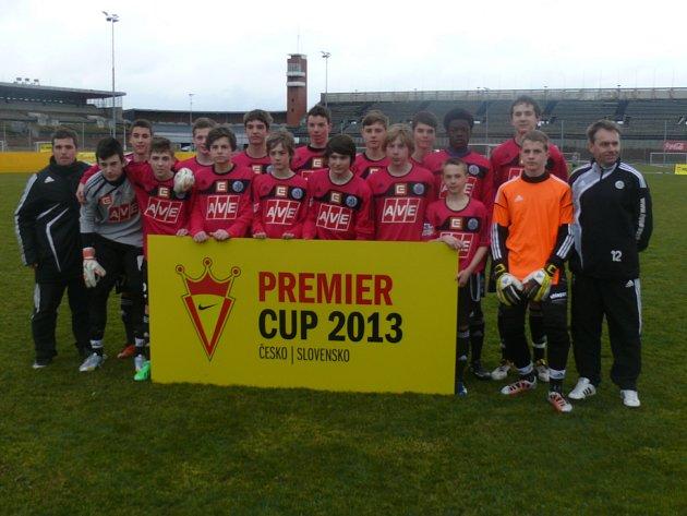 Jihočeši na Nike Premier Cupu 2013, Dynamo ČB U15