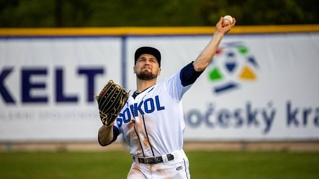 Sokol Hluboká nad Vltavou v extralize baseballu