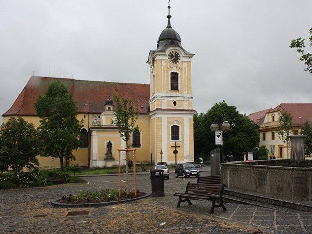 Týn nad Vltavou.