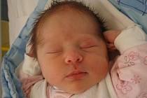 V Šindlových Dvorech se vše připravuje na příjezd Martiny Kosové. Holčička s porodní váhou 3,48 kg na svět pohlédla 25.7.2011 v 7 hodin a 35 minut. Doma už se na ni moc těší dvouapůlletý bráška Ladislav.