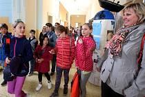 Přijímací zkoušky na střední školy skládali žáci ve středu a ve čtvrtek.