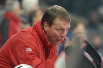Milan Černý má na střídačce svým svěřencům co říct. Nyní spřádá plány na Vítkovice.