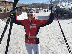 Barbora Havlíčková dojela na MS juniorů v USA na skěvlém 9. místě.