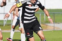 Jakub Matoušek nastřílel za béčko Dynama v divizi ve čtyřech kolech už pět gólů.