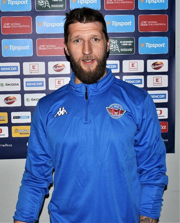 Jan Piskáček po osmi letech ve Spartě zamířil do Motoru.