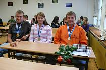 Studenti Gymnázia olympijských nadějí byli odměněni za výkony na mistrovství světa