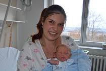 Maxmilián Góč z Křenovic. Syn Jany Mrákotové a Michala Góče se narodil 30. 11. 2020 v 8.28 hodin. Při narození vážil 3350 g a měřil 50 cm. Doma brášku přivítali sourozenci Michal (14) s Lilly (2).