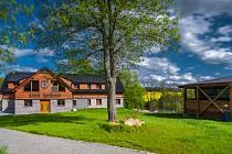 Ranch Jestřebice je ideálním místem pro dovolenou i všechny možné akce.