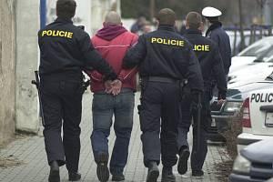Policie odhalila šestici mužů, kteří se vloupali do několika objektů na Třinecku. Ilustrační foto.