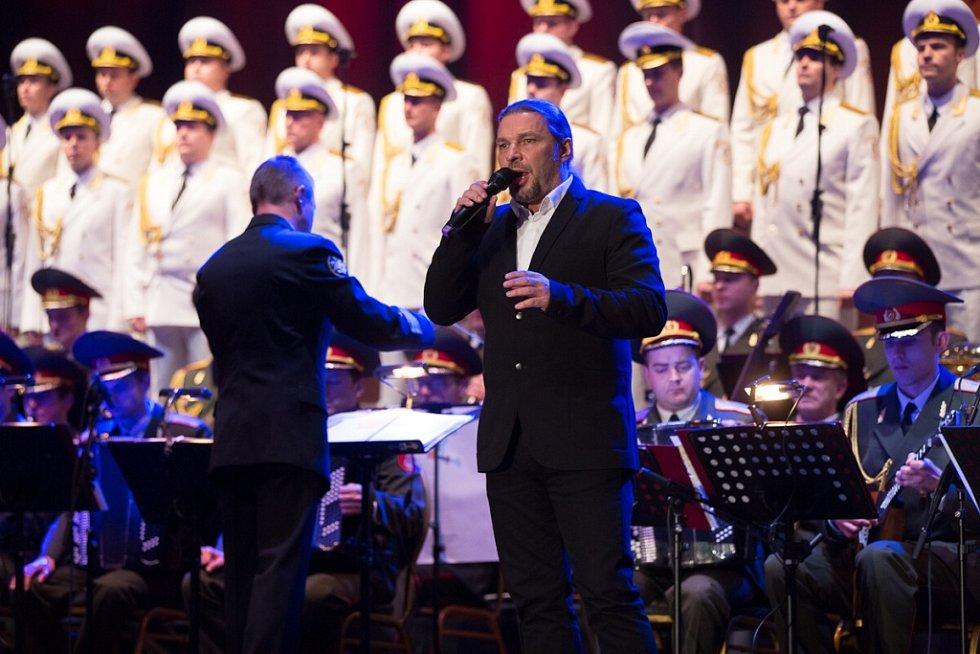 Alexandrovci zpívali 8. prosince v českobudějovické Budvar aréně. Přilákali asi 3000 lidí. Jedním z hostů bylůů zpěvák Petr Kolář, rodák z Českých Budějovic. Pozdravil i své rodiče přítomné v publiku a věnoval jim hit Jednou nebe zavolá.