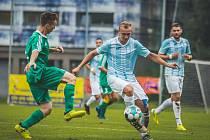 Jindřichohradečtí fotbalisté v divizním derby v neděli přivítají Katovice.