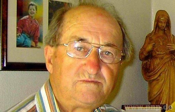 Georg Luxi zemřel.