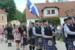 Horalské slavnosti v Benešově nad Černou.