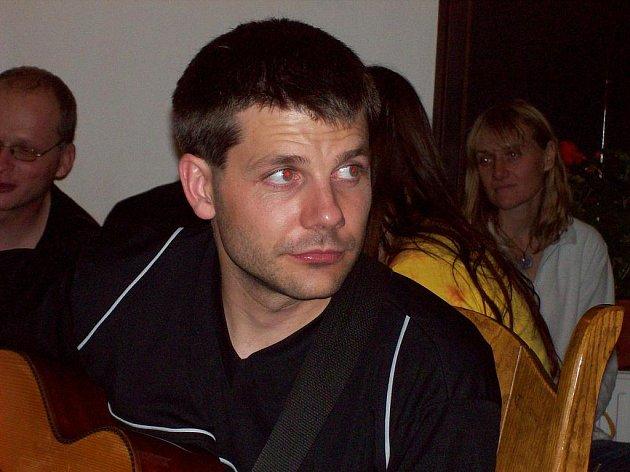 Jan Přeslička ze skupiny Epy de Mye