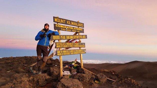 Kilimandžáro ovšem nemohlo chybět!