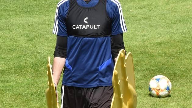 Pavel Novák dal v Mladé Boleslavi svůj první gól v I. lize.