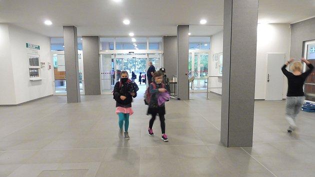 Děti se vrátily do školy