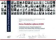 Jihočeské muzeum v Českých Budějovicích získalo ocenění Gloria musaealis.