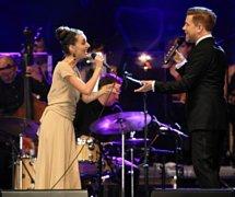 Swing ve stylu Las Vegas zněl v sobotu na Mezinárodním hudebním festivalu v Českém Krumlově.