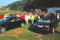 Hlubočtí golfisté přispěli na onkologii při finálovém turnaji GPA Golf Tour.