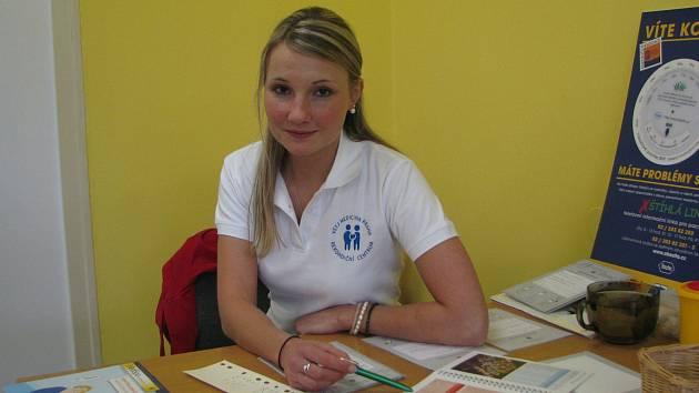 Nutriční terapeutka Kateřina Teplá.