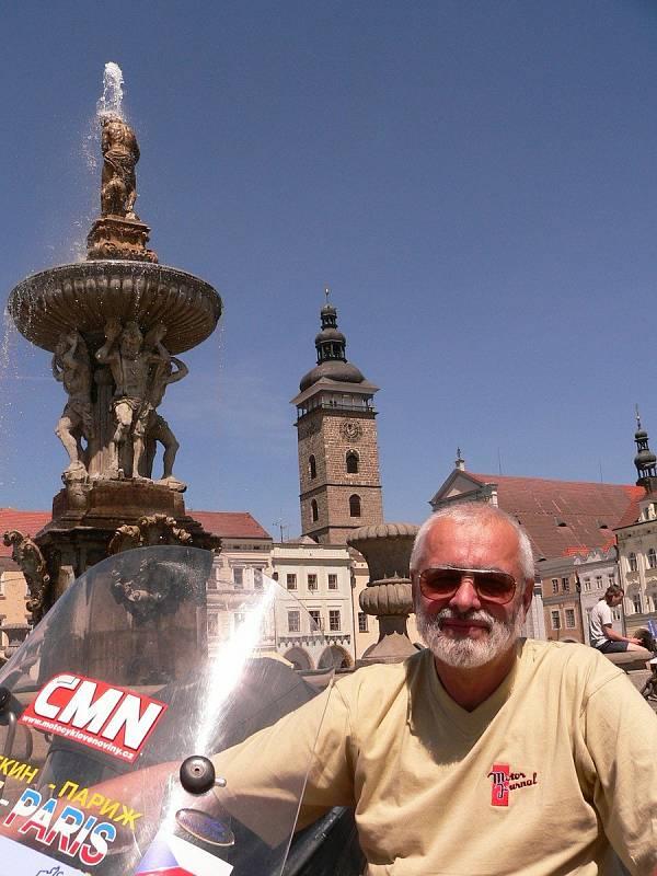 Petr Hošťálek vypráví o své expedici do Pekingu