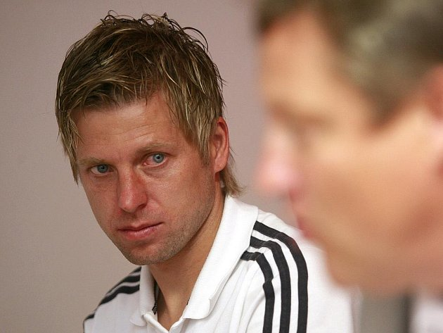 David Horejš vedl fotbalisty Dynama v roli kapitána týmu.