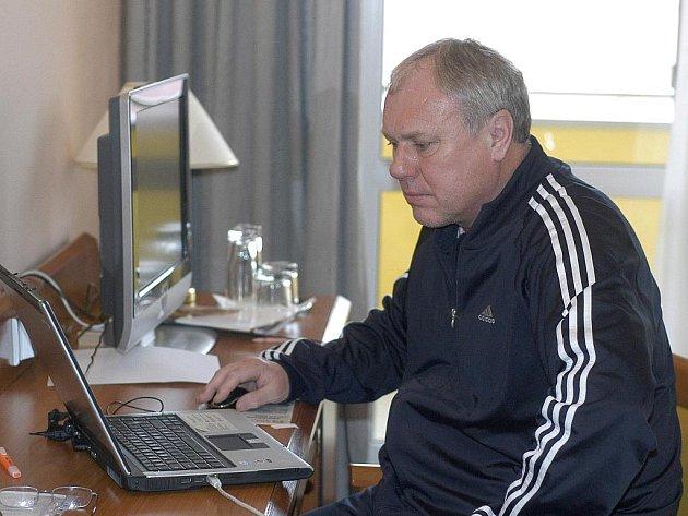Pavel Tobiáš může být s výsledky i výkony svých svěřenců spokojen.
