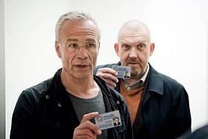 Komisaři zleva Max Ballauf a Freddy Schenk.