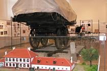 Mizeum koněspřežky v Českých Budějovicích nabídne do dvou let nové venkovní i vnitřní expozice. Ozdobou bude replika historického vozu, v němž se převážela sůl.