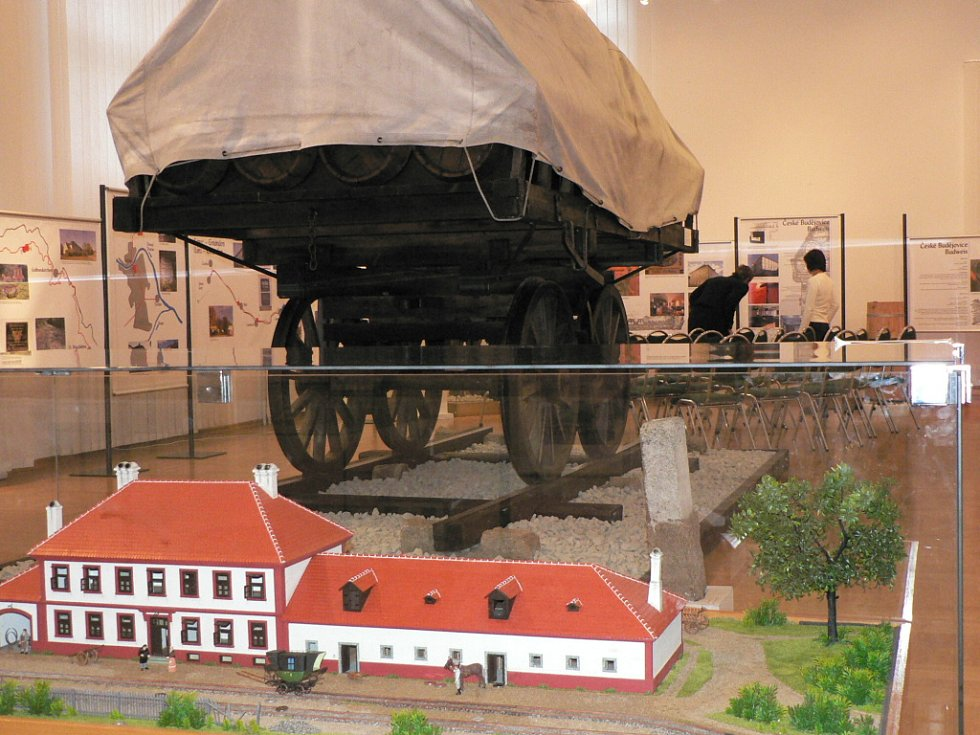 31a02cf9b3e Mizeum koněspřežky v Českých Budějovicích nabídne do dvou let nové venkovní  i vnitřní expozice. Ozdobou