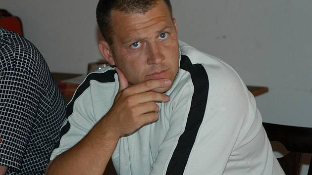 Aistent roudenského trenéra Zbyněk Lerch byl po výhře s Hlubokou spokojen.
