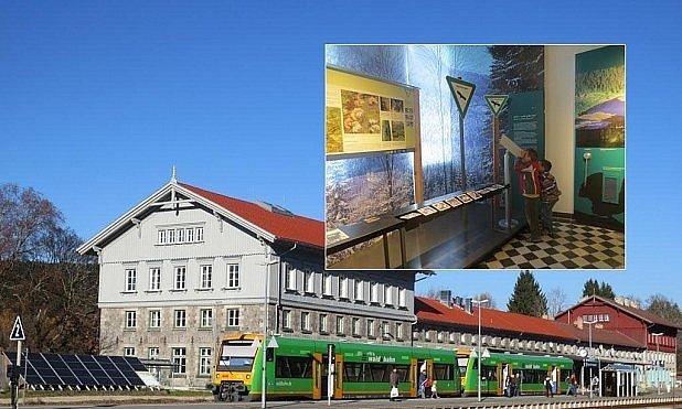 Znádraží je muzeum.