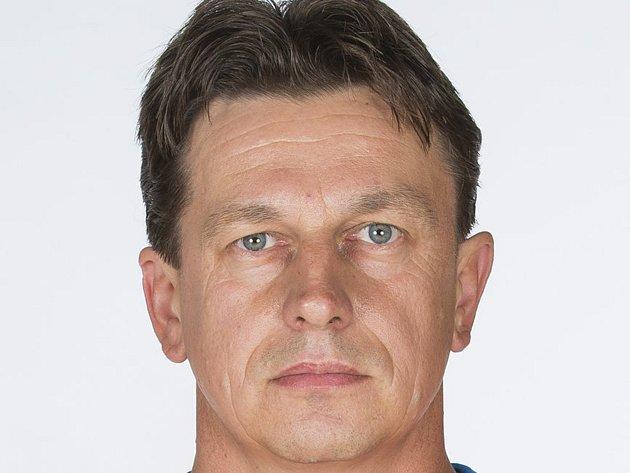 Karel Nový, trenér mládeže TJ Sokol Zdíkov.