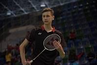 Daniel Dvořák je nejlepší hráčem v ČR v kategorii U15.