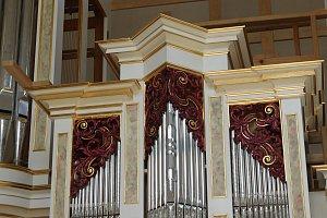 Varhany pro Svatou horu v Příbrami vznikly v Borovanech