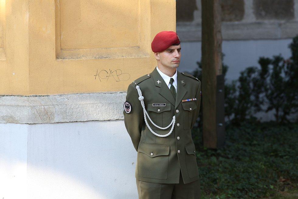 Ve čtvrtek byl pohřben druhý z vojáků, kteří padli v Afghánistánu Kamil Beneš.