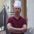 Šéfkuchař Đình Đoàn, Vũ z D&V Restaurant v Českých Budějovicích předává svůj recept.