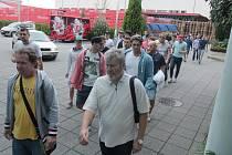 Hokejisté Motoru byli na prohlídce Budvaru.