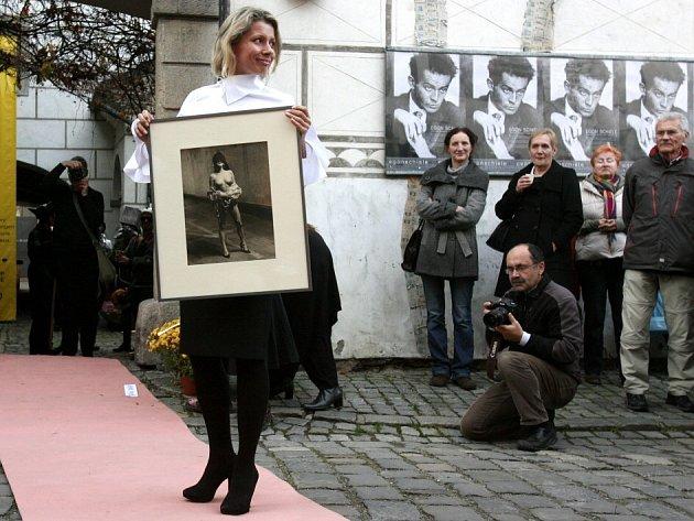Přijela i fotografka Tereza z Davle.