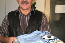 Jan Pavlásek natipoval nejlépe 11. kolo. Ve sportu fandí všem Jihočechům, sám hraje podnikový stolní tenis a blízko má i k fotbalové podnikovce.