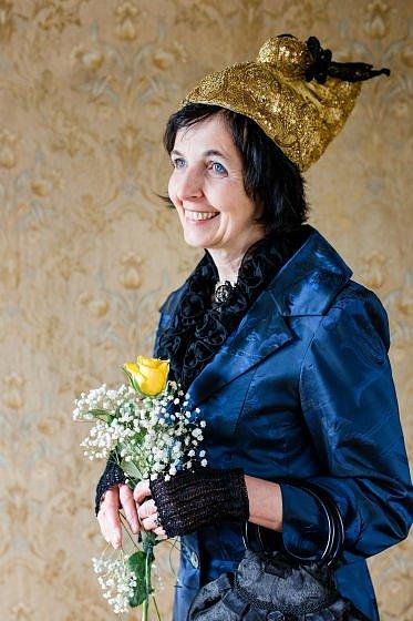 Předsedkyně Maria Hinterplattnerová.